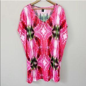🌿H&M Tie Dye Swimsuit Coverup Dress
